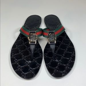 57feb33a096 Women s Gucci Thong Sandals on Poshmark